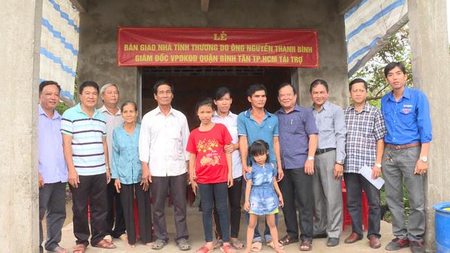 """Xây dựng nông thôn mới ở huyện Long Hồ (Vĩnh Long):  Lo cho người dân """"an cư để lạc nghiệp"""" - Ảnh 1."""
