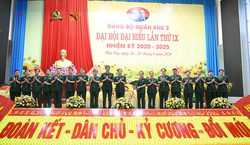 Thiếu tướng Trịnh Văn Quyết giữ chức Bí thư Đảng uỷ Quân khu 2 - Ảnh 2.