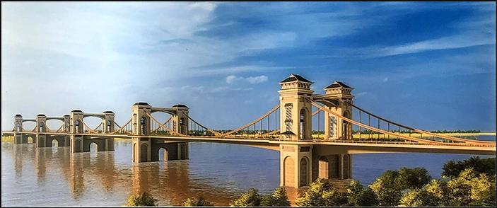 Hình ảnh về cầu Trần Hưng Đạo nối quận Hoàn Kiếm - Long Biên - Ảnh 2.