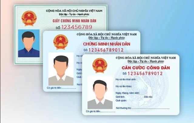 Mức lệ phí cấp, đổi, cấp lại thẻ căn cước công dân mới nhất - Ảnh 2.