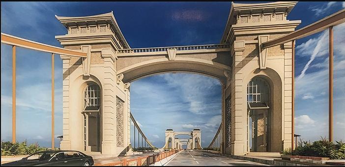 Hình ảnh về cầu Trần Hưng Đạo nối quận Hoàn Kiếm - Long Biên - Ảnh 4.