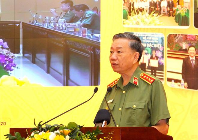 Bộ trưởng Công an: Các thế lực thù địch, phản động sẽ triệt để lợi dụng công tác chuẩn bị Đại hội Đảng - Ảnh 1.