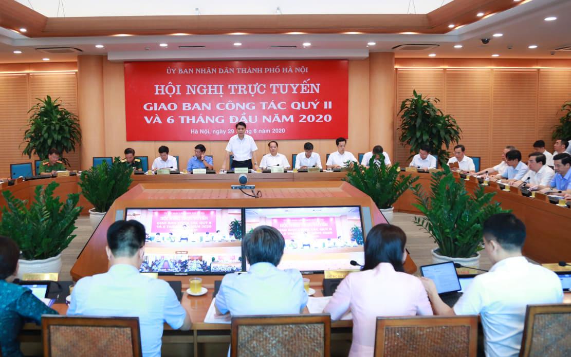 Chủ tịch Hà Nội: Tuyệt đối không cắt điện, nước ngày nắng nóng - Ảnh 1.