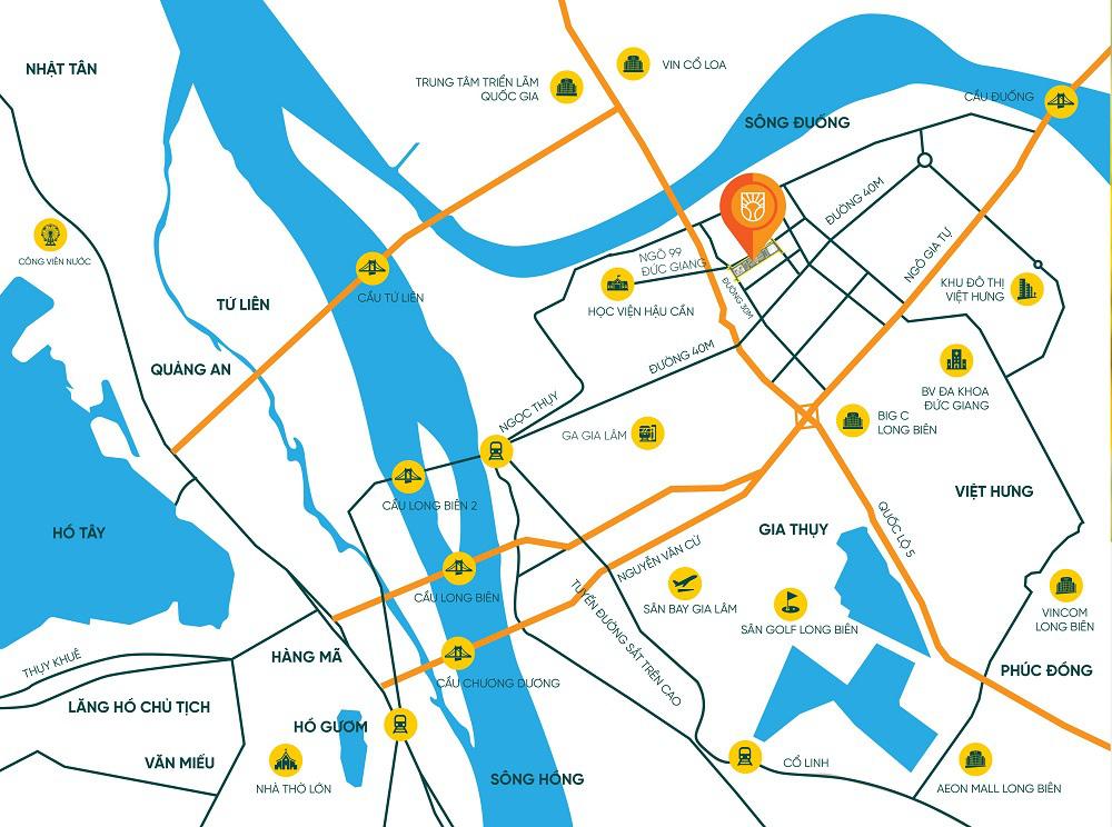 Chung cư Bình Minh Garden hút khách nước ngoài - Ảnh 1.