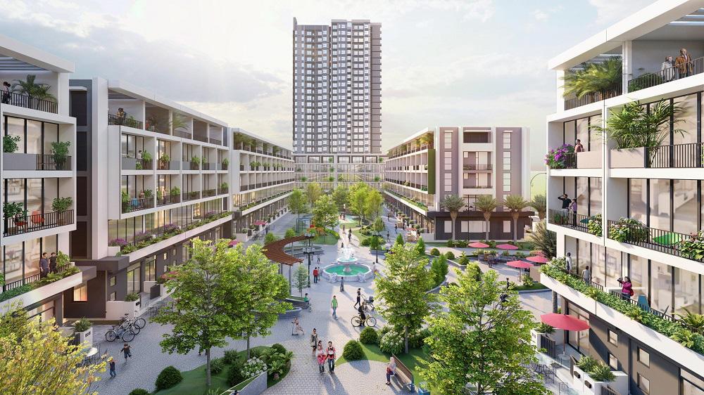 Chung cư Bình Minh Garden hút khách nước ngoài - Ảnh 2.