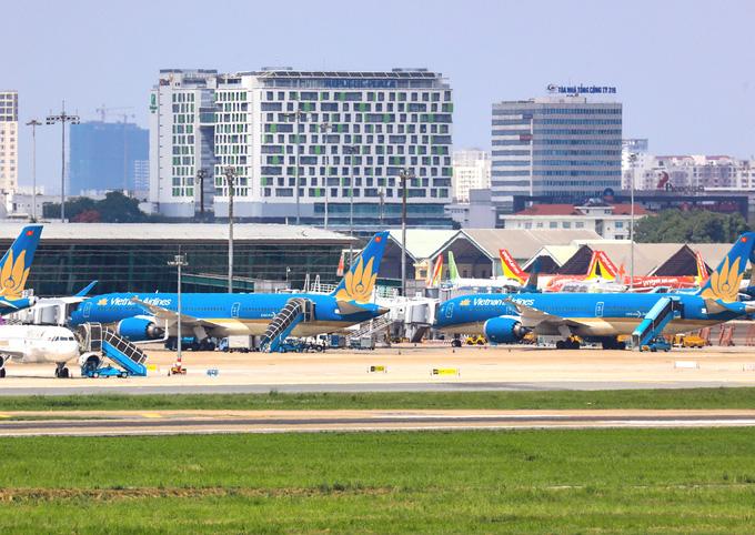 Đề xuất mở đường bay quốc tế vào cuối tháng 7/2020 - Ảnh 1.