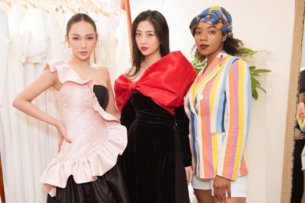 Hé lộ về nhà thiết kế áo dài được nữ danh ca Ý Lan ưu ái đặt tên - Ảnh 3.