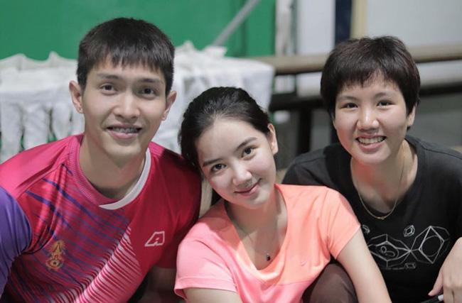 """Nữ VĐV đẹp nhất Thái Lan: """"Thiên thần"""" cầu lông xinh như hoa hậu - Ảnh 4."""