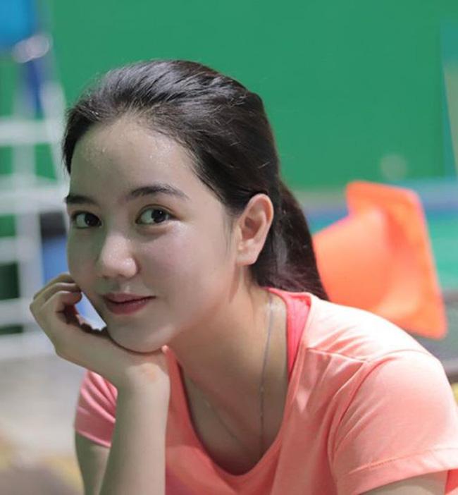 """Nữ VĐV đẹp nhất Thái Lan: """"Thiên thần"""" cầu lông xinh như hoa hậu - Ảnh 8."""