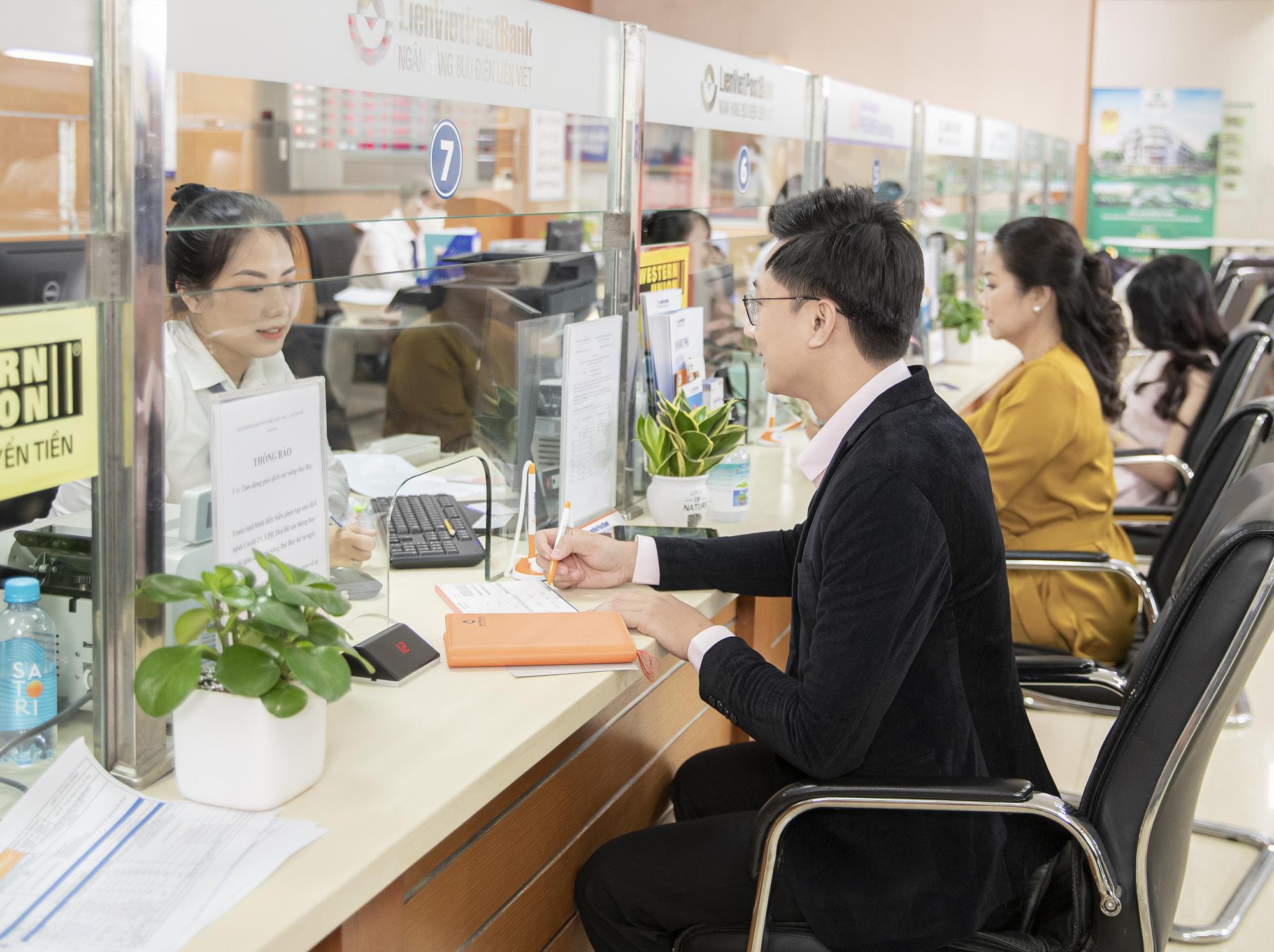 Chuyển tiền quốc tế qua LienVietPostBank nhận nhiều ưu đãi - Ảnh 1.
