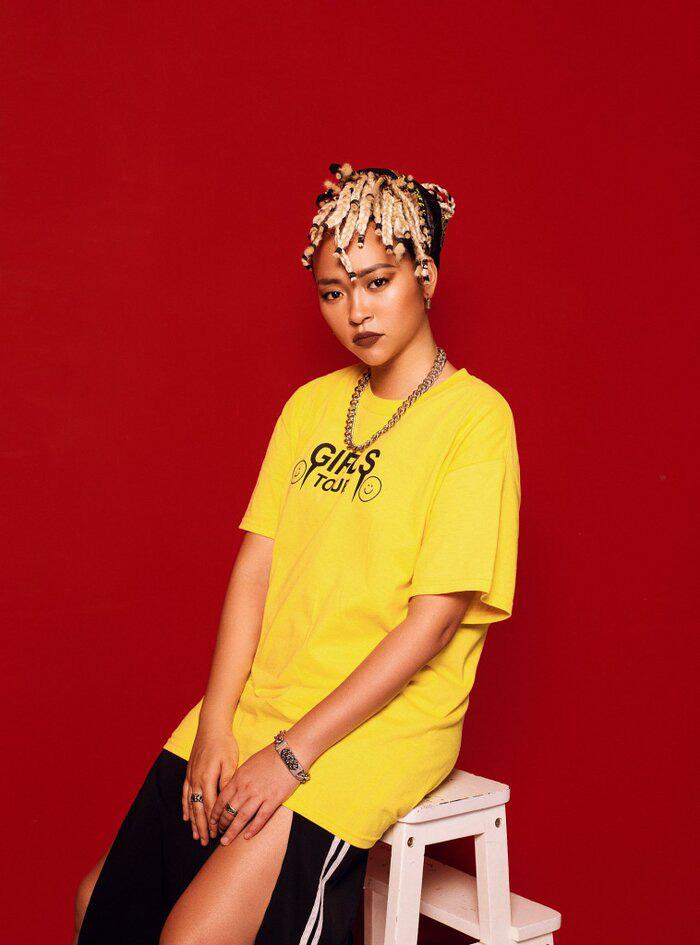 """Lần đầu tiên tại Việt Nam có show thực tế về rap, hip hop """"King Of Rap"""" - Ảnh 5."""