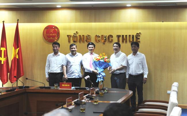 Chân dung Phó Tổng cục trưởng Tổng cục Thuế Vũ Chí Hùng - Ảnh 1.
