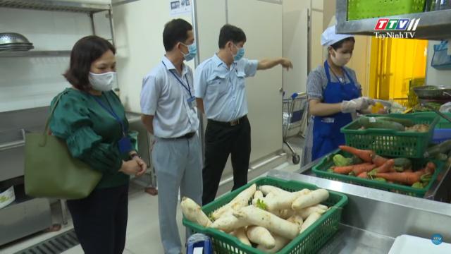 Tây Ninh: Gần 83% cơ sở sản xuất, kinh doanh thực phẩm đạt tiêu chuẩn - Ảnh 1.