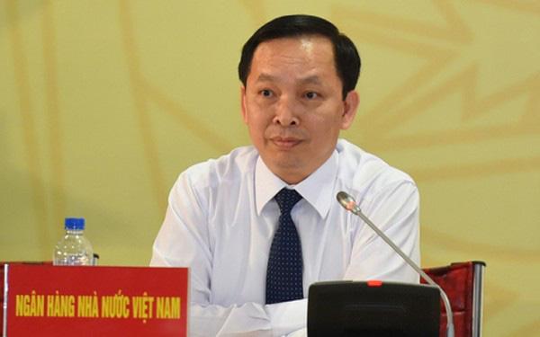 Phó Thống đốc NHNN lý giải vì sao không hạ chuẩn cho vay - Ảnh 1.