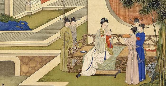 Chồng làm quan, vợ không vui mừng mà ôm con đứng khóc cùng lời dự đoán bất ngờ - Ảnh 1.
