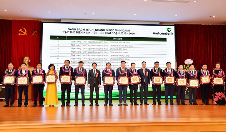 Hội nghị Điển hình tiên tiến Ngân hàng TMCP Ngoại thương Việt Nam lần thứ V - Ảnh 7.