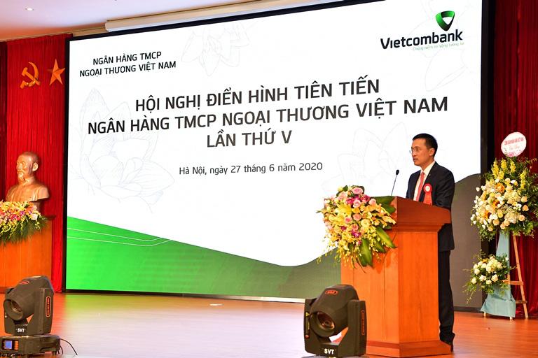 Hội nghị Điển hình tiên tiến Ngân hàng TMCP Ngoại thương Việt Nam lần thứ V - Ảnh 8.