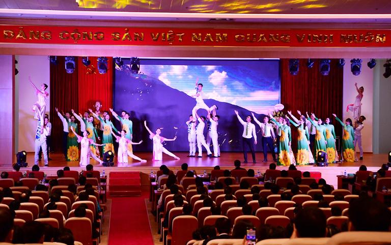 Hội nghị Điển hình tiên tiến Ngân hàng TMCP Ngoại thương Việt Nam lần thứ V - Ảnh 11.