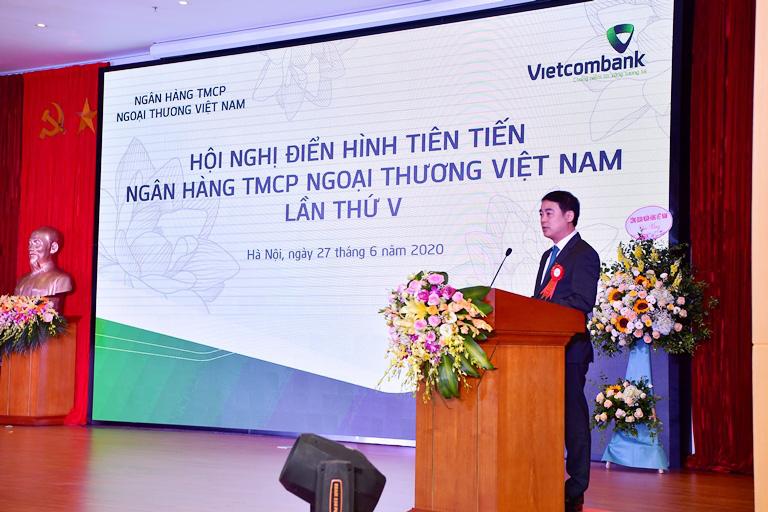 Hội nghị Điển hình tiên tiến Ngân hàng TMCP Ngoại thương Việt Nam lần thứ V - Ảnh 5.