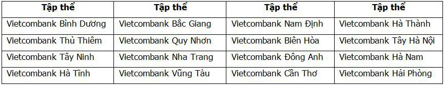 Hội nghị Điển hình tiên tiến Ngân hàng TMCP Ngoại thương Việt Nam lần thứ V - Ảnh 15.