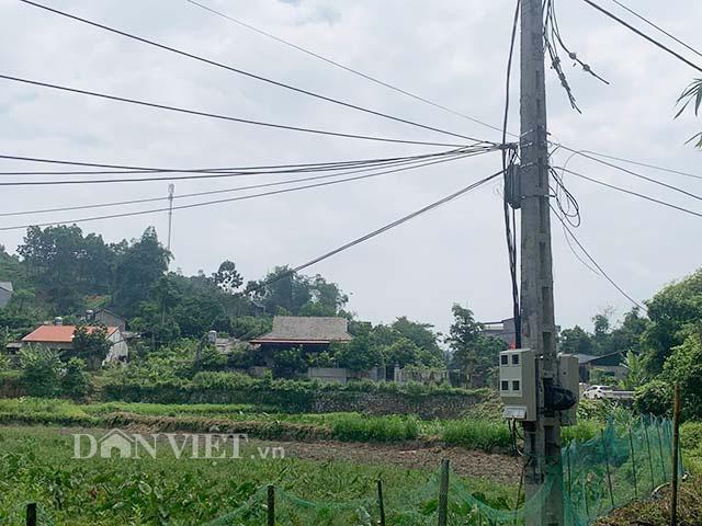 Sau phản ánh của Dân Việt: Cột điện gãy gập ở Bắc Kạn được khắc phục - Ảnh 4.