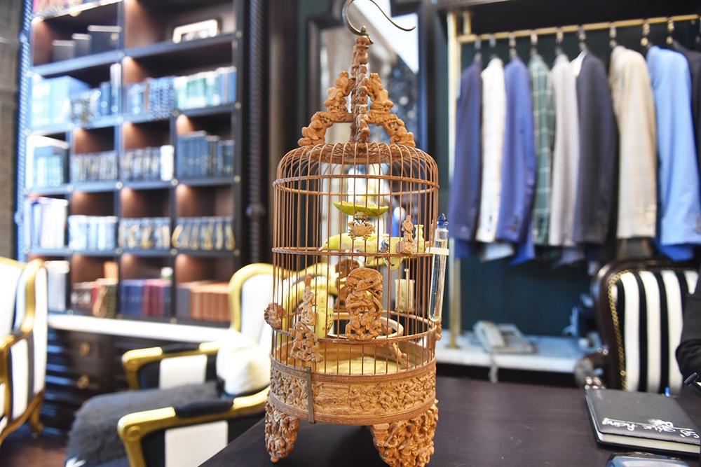 Bộ sưu tập chim giá tiền tỷ của vua chim màu Việt: Đắt đỏ, quý hiếm, đẳng cấp nhất Việt Nam - Ảnh 11.