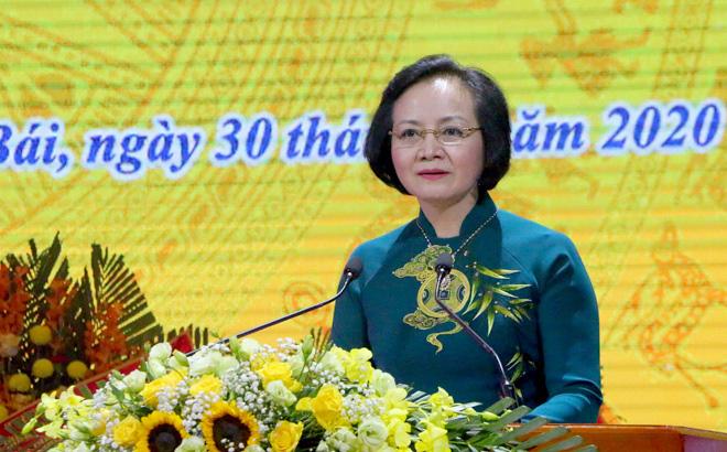 Kỷ niệm 120 năm Ngày thành lập tỉnh, Yên Bái đón nhận Huân chương Độc lập hạng Nhất - Ảnh 3.