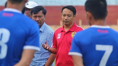 Thua thảm CLB Viettel, Quảng Nam FC lập tức thay HLV - Ảnh 1.