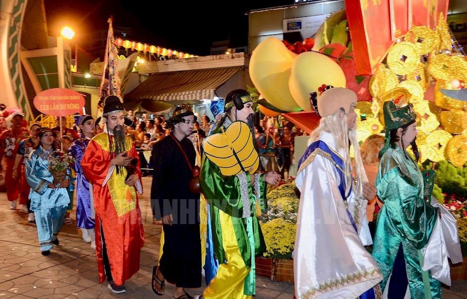 Tết Nguyên tiêu của người Hoa trở thành di sản văn hóa phi vật thể quốc gia - Ảnh 1.