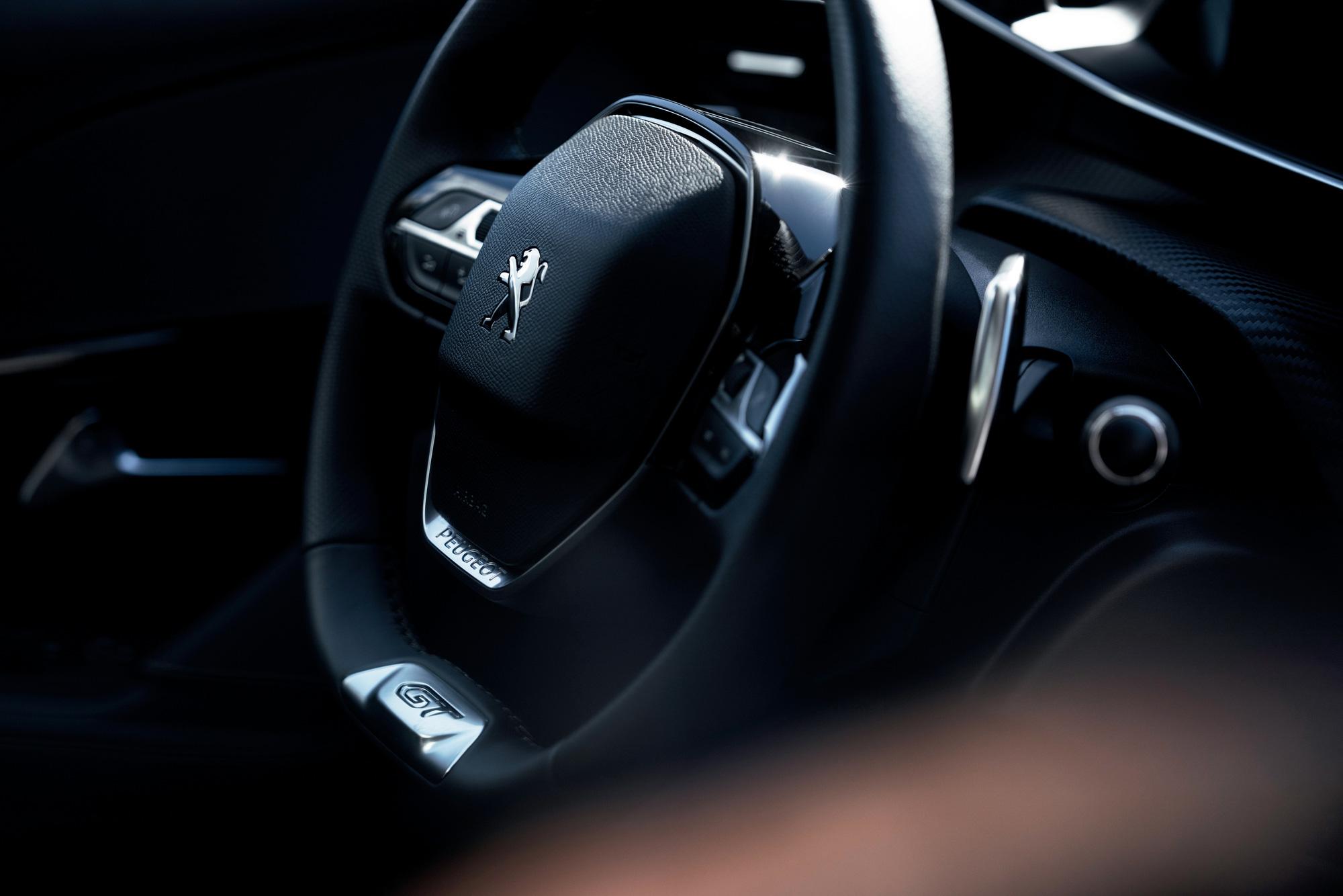 Vô-lăng D-cut: Điểm nhấn thiết kế riêng biệt của Peugeot - Ảnh 5.