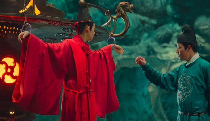 """""""Cười ngất"""" vì phim cổ trang Trung Quốc lộ """"sạn siêu to khổng lồ"""", lừa dối khán giả - Ảnh 5."""