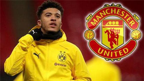 M.U chỉ chấp nhận chi 50 triệu bảng mua Sancho.