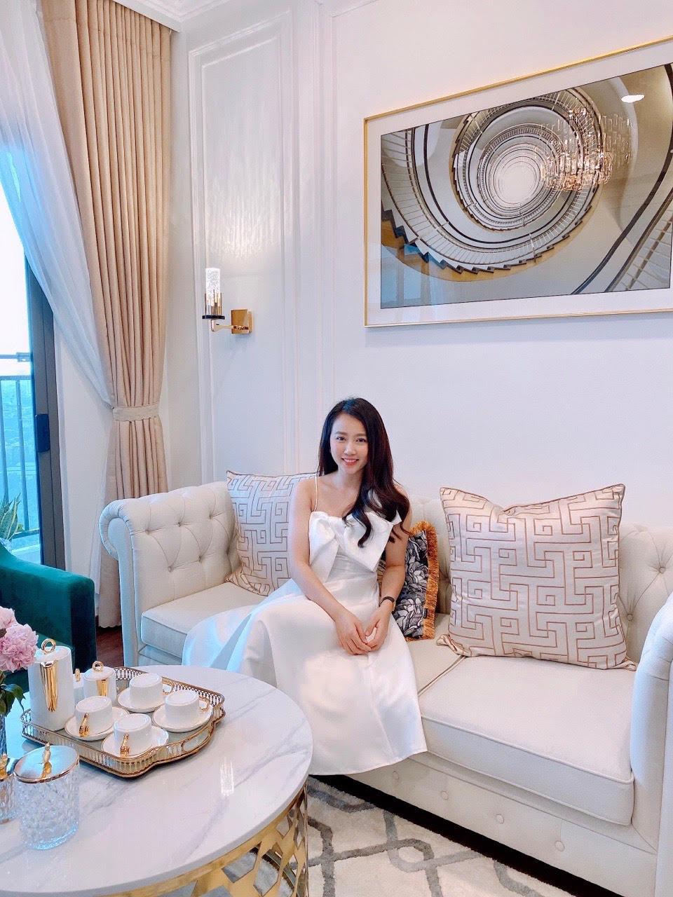 Hồng Loan khoe nhà mới gần 6 tỷ đẹp như khách sạn hạng sang hậu chia tay, Tiến Linh có tiếc? - Ảnh 1.