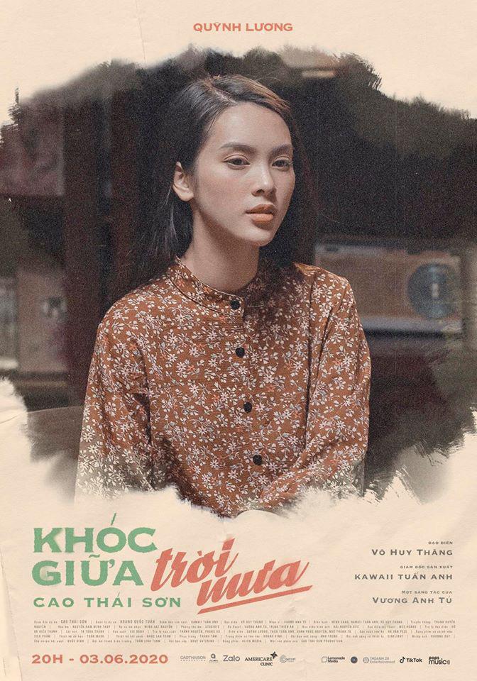 """Cao Thái Sơn chính thức """"come back"""" làng nhạc với bản ballad """"lụi tim"""" bên người yêu tin đồn - Ảnh 2."""