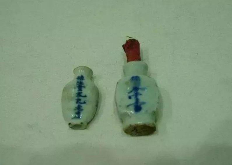 Sự thật về lọ thuốc tìm thấy trong mộ cổ ngàn năm khiến các chuyên gia kinh hãi - Ảnh 3.