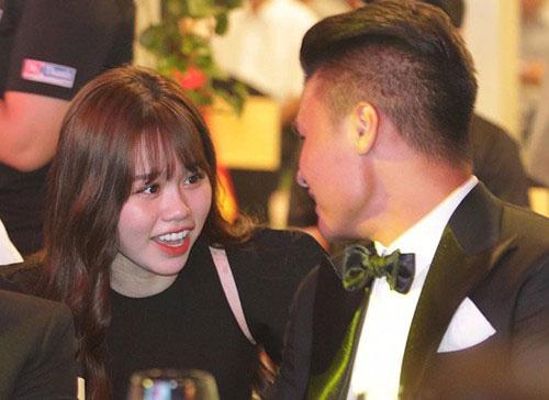 Huỳnh Anh, bạn gái mới của Quang Hải.