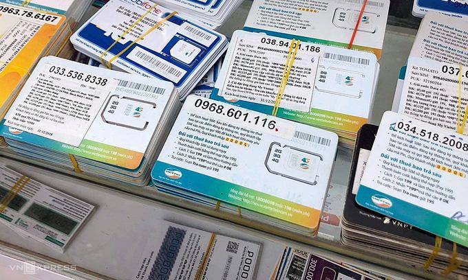 Đề xuất nhập số chứng minh thư khi nạp thẻ điện thoại - Ảnh 1.