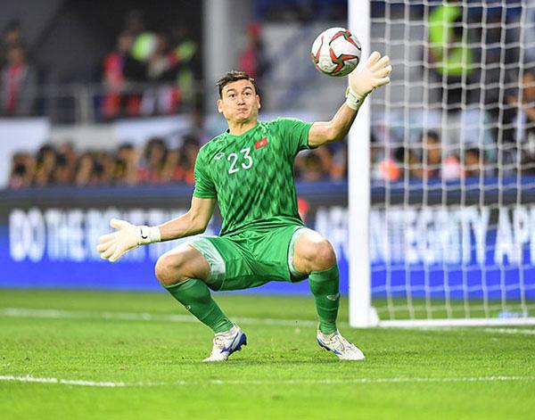 Top 9 thủ môn hay nhất châu Á: Đặng Văn Lâm có tên - Ảnh 1.