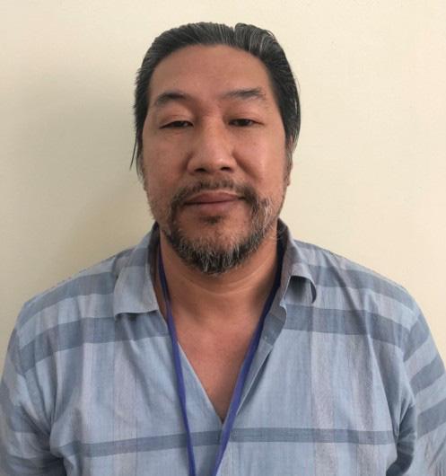 Bộ Công an khởi tố, bắt Chủ tịch Công ty Tân Hồng Uy - Ảnh 1.