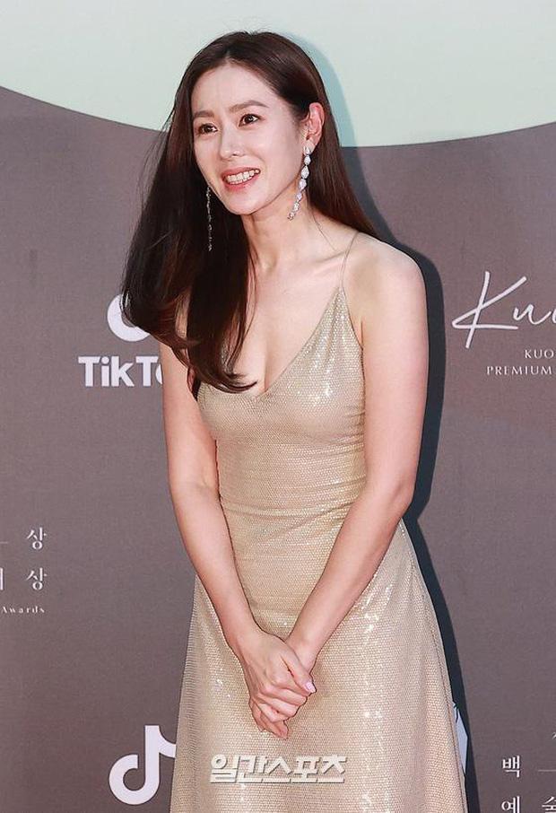 """Son Ye Jin mặc quyến rũ hút mắt đẹp xứng danh """"mỹ nhân đẹp nhất thế giới"""" - Ảnh 1."""