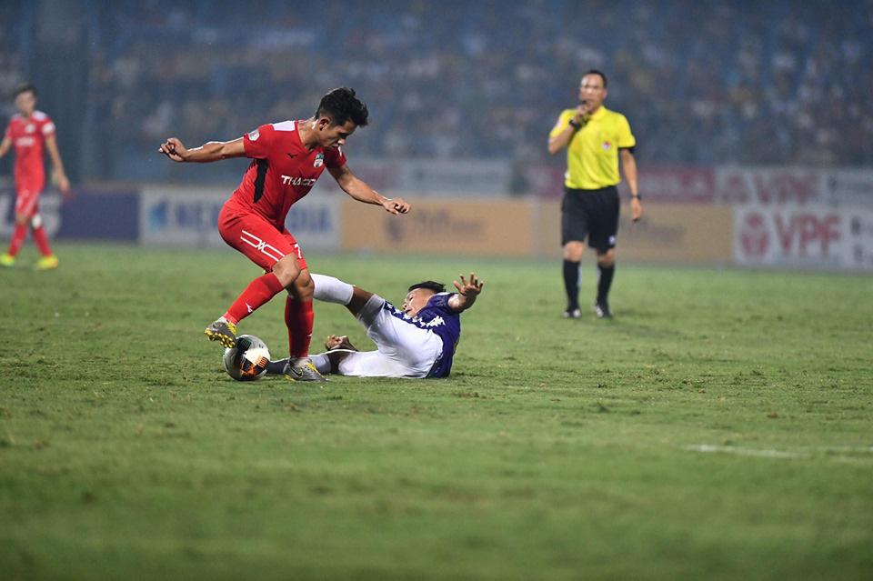 """Thắng đậm HAGL, """"phó tướng"""" Hà Nội FC tố bị chơi xấu! - Ảnh 3."""