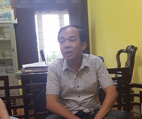 Trưởng phòng GD&ĐT thừa nhận sàm sỡ giáo viên nơi làm việc - Ảnh 1.