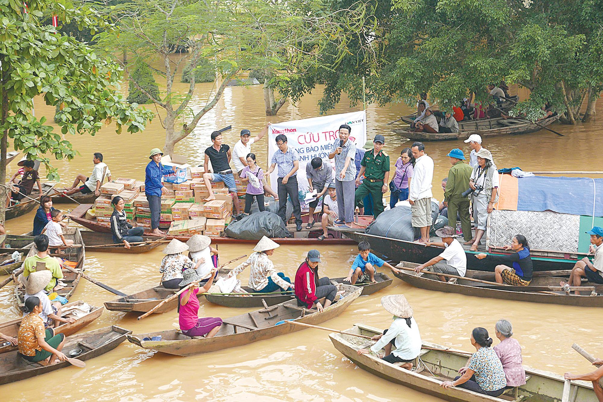 Dân Việt - Hành trình  10 năm thiện nguyện - Ảnh 9.