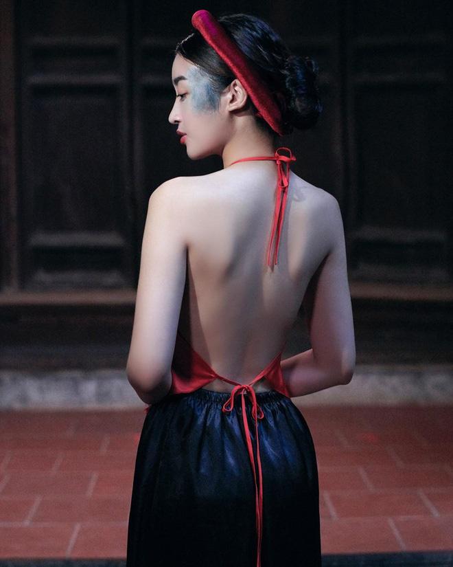 """Chi Pu, Ngọc Trinh mặc áo yếm đẹp """"đốn tim"""" vẫn bị loạt mỹ nhân này """"vượt mặt""""? - Ảnh 4."""