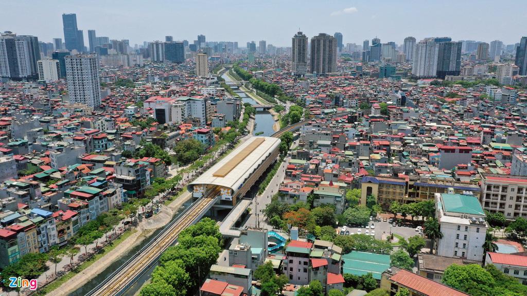 Cảnh nhếch nhác ở đường sắt Cát Linh - Hà Đông - Ảnh 10.