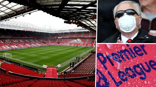 Không có ca nhiễm mới ở Premier League.