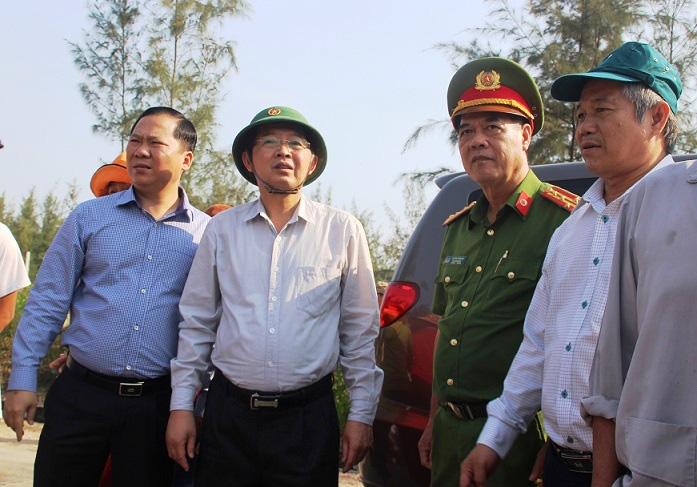 """Ngang nhiên """"xẻ thịt"""" đất công ở Bình Định: Phó Chủ tịch tỉnh yêu cầu 2 huyện cưỡng chế - Ảnh 1."""