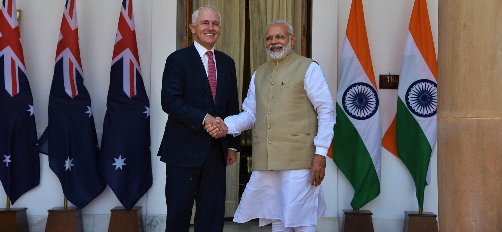 Thỏa thuận quân sự Úc – Ấn Độ: Liên minh tiềm năng đe dọa Trung Quốc - Ảnh 1.