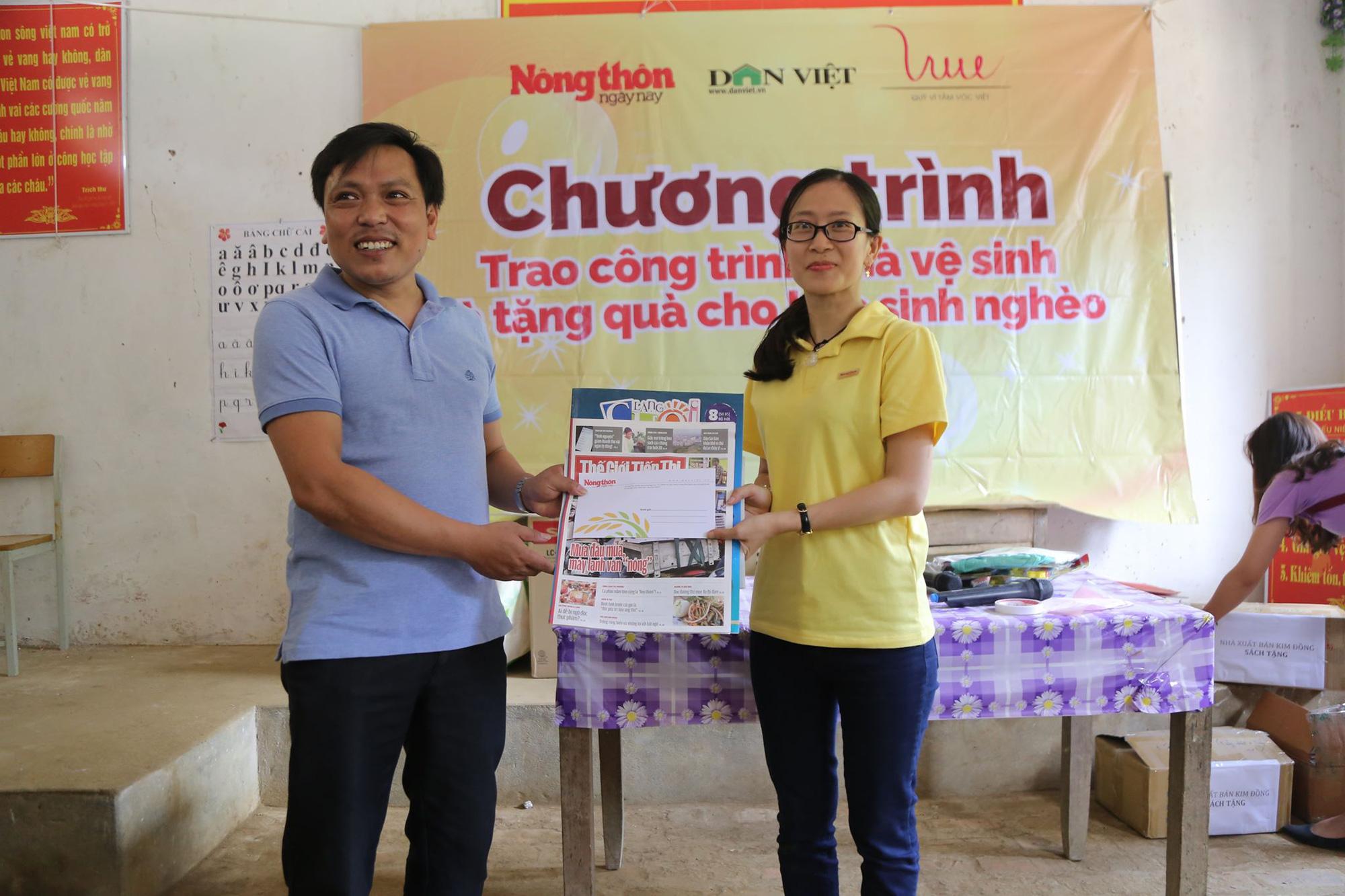 Báo Điện tử Dân Việt - Hành trình  10 năm thiện nguyện - Ảnh 8.