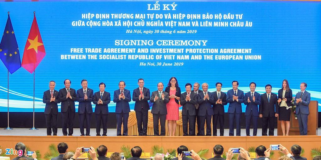 'Việt Nam đạt tới tỷ lệ ưu đãi cao nhất từ EVFTA trong số các đối tác' - Ảnh 2.